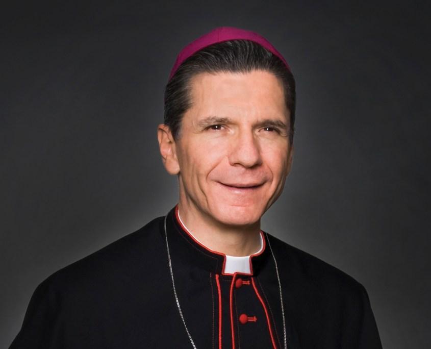 Archbishop Gustavo Garcia-Siller, MSpS