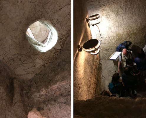 Pilgrim Testimonies - Pilgrim Center of Hope