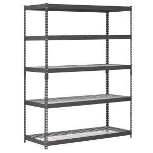 Freestanding Storage Shelving Unit
