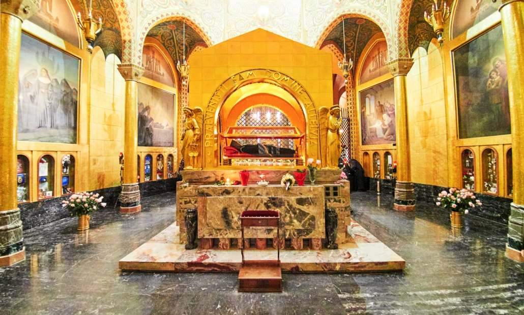 Cascia, Italy - Pilgrim Center of Hope