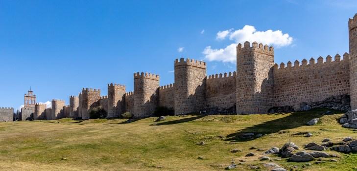 Avila City Wall