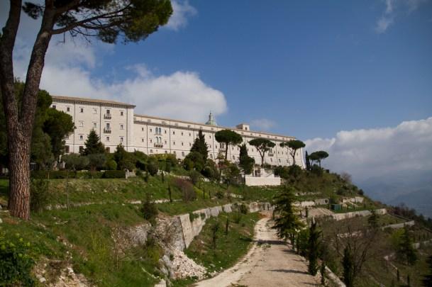 Abbey of Montecassino Trolvag, CC BY-SA 3.0, via Wikimedia Commons