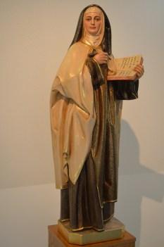 Statue of St. Teresa of Avila
