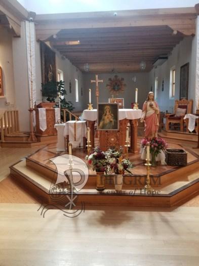 St. Anne's - Altar