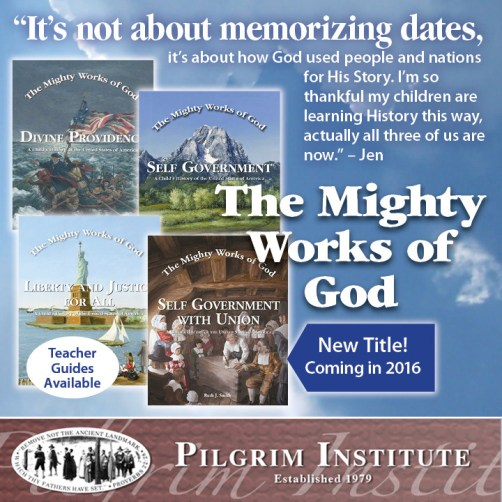 The Mighty Works of God
