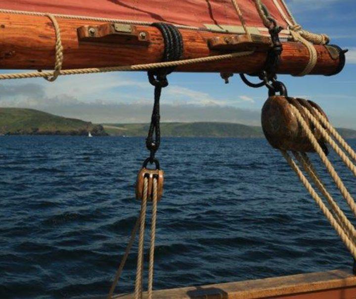 Weekend Heritage Sailing Experience