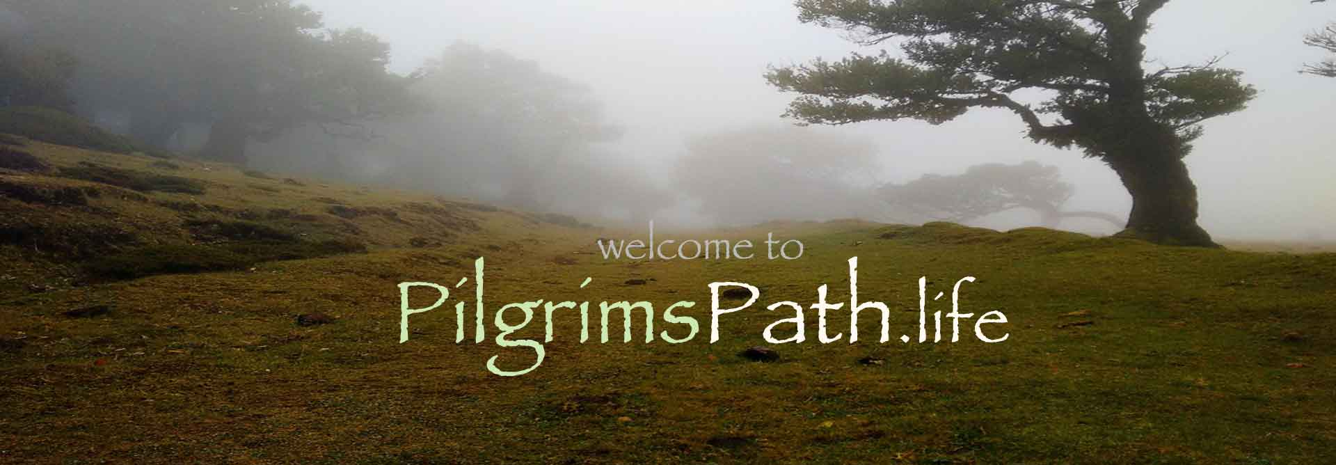 Welcome to Pilgrims Path