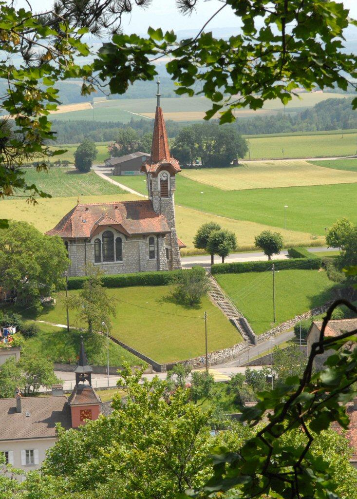 Church in Vuiteboeuf