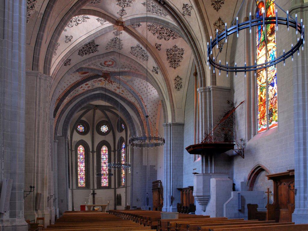 Lausanne Eglise St Francois