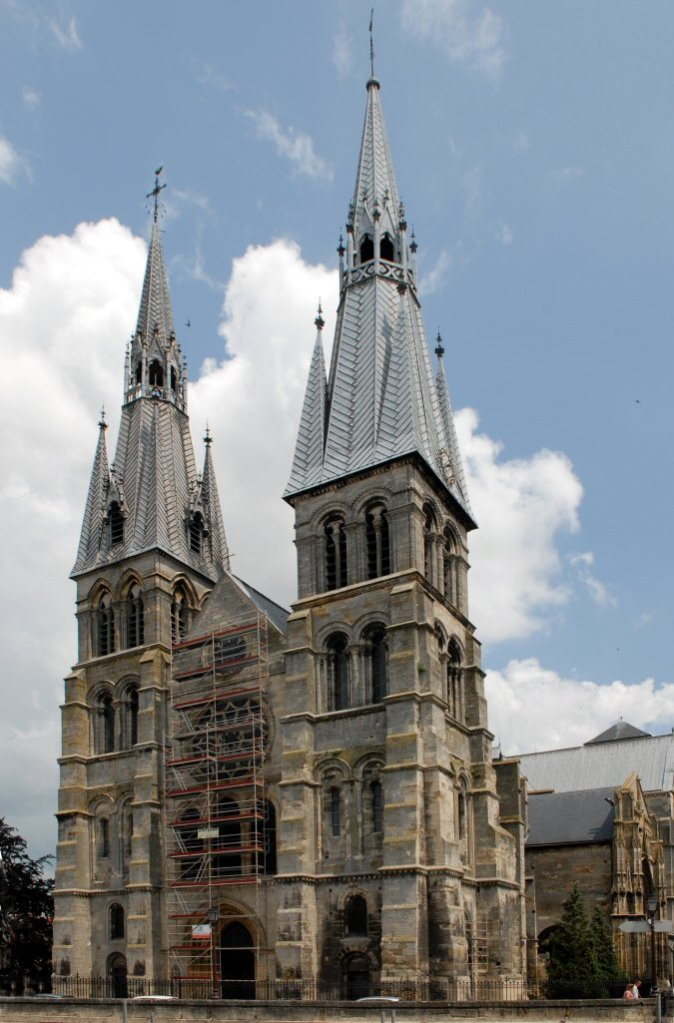 Chalons-en-Champagne Eglise Notre Dame des Vaux