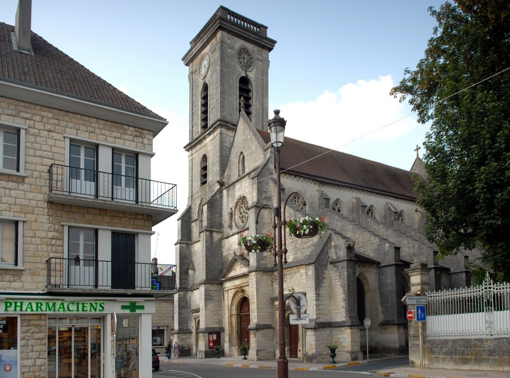 Brienne Eglise