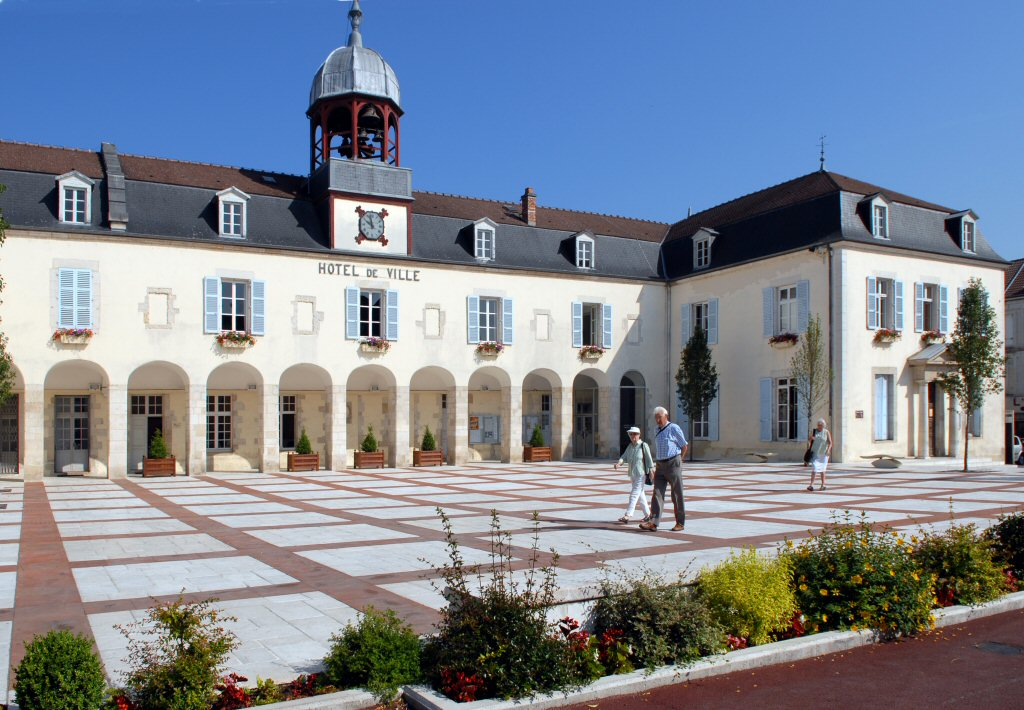 Bar-Sur-L'Aube Mairie