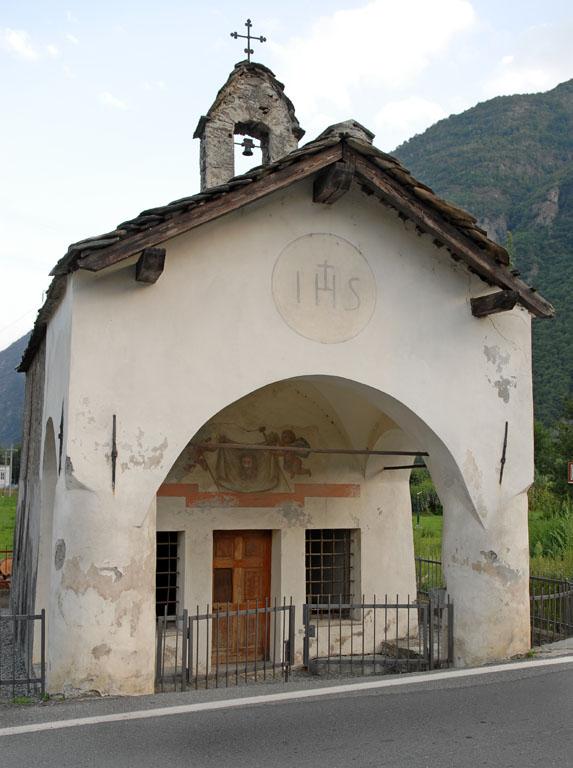 Verres Capella St Suairee