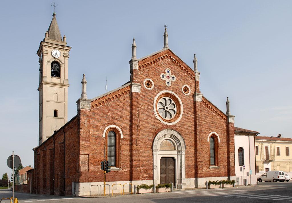 Palestra church of San Martino