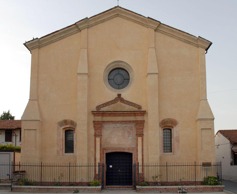 Chapel at Madonna Del Campo