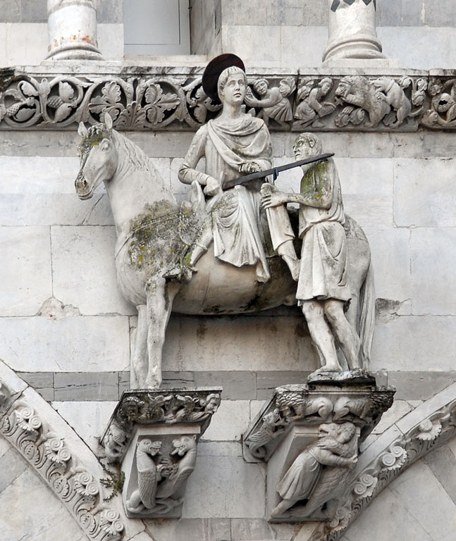 San Martin, Lucca Cathedral