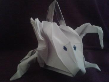 origami zerling