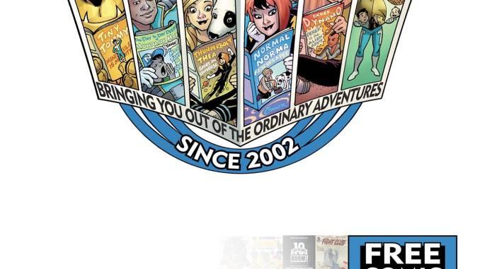 Filbar's Fairview Terraces Free Comic Book Day