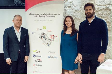 Globe Telecom partnership with Lazada