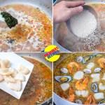 Paella De Marisco Cooking Method 4