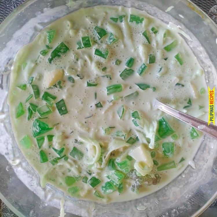 Buko Pandan Salad Recipe