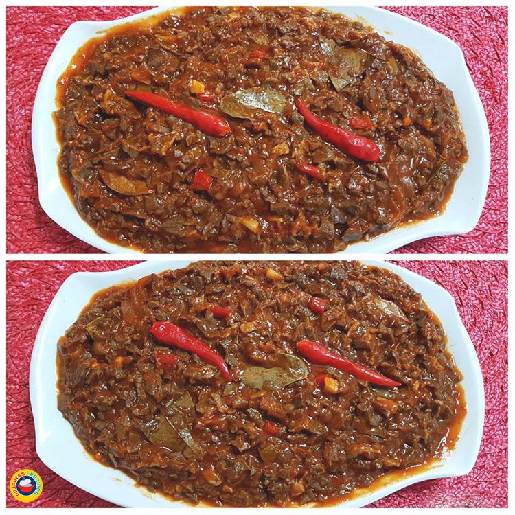 Pork Bopis Recipe
