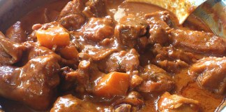 Pork Kaldereta Recipe