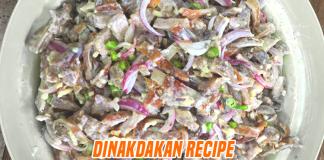 Featured Dinakdakan Recipe