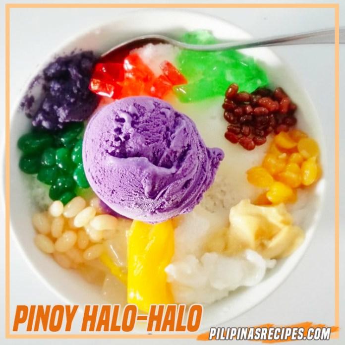 Filipino Halo-Halo Recipe