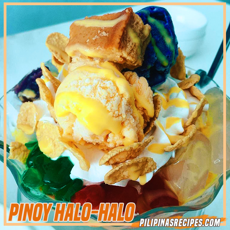 Filipino Halo-Halo Recipe