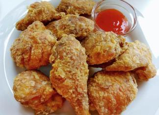 Filipino Fried Chicken Recipe