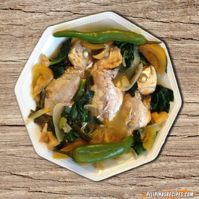 Pinangat na Isda Pilipinas Recipes