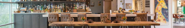 cocktails menu bar