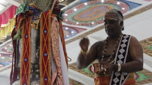 Moontraam Thiruvilaa (Kaalai) - Mahotsavam 2014 (5)
