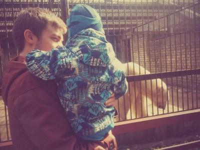 Väike armas vahejuhtum loomaaias