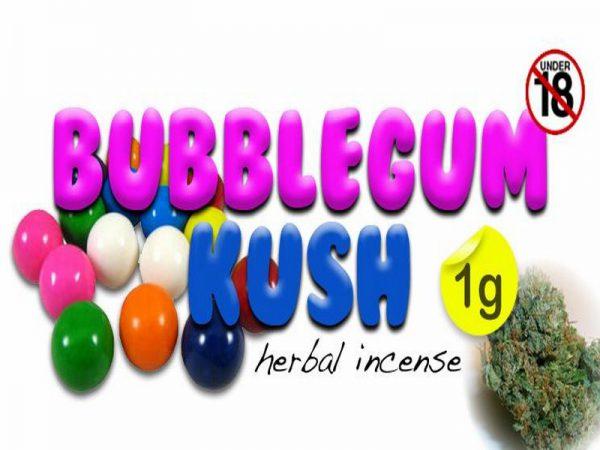 Bubblegum Kush Incense