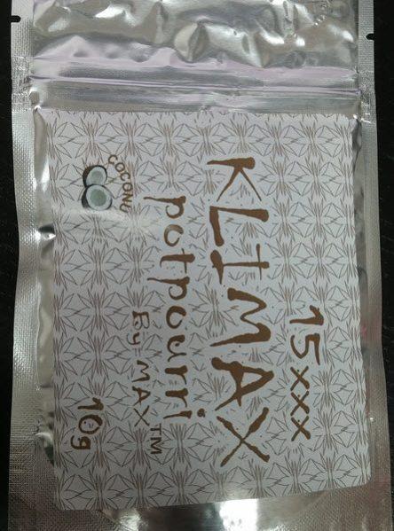 Buy Klimax Potpourri 15xxx Coconut Online