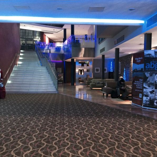 Spacious Foyer
