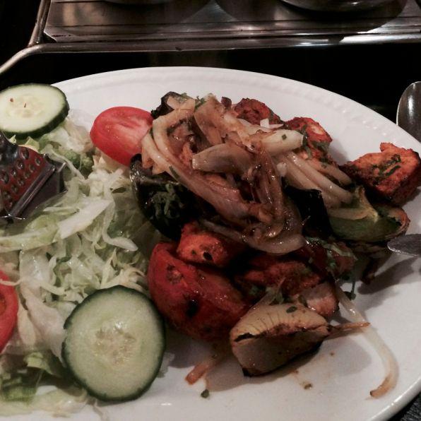 Chicken Saslik