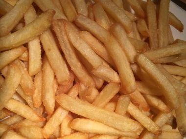 Pre-Salted Fries