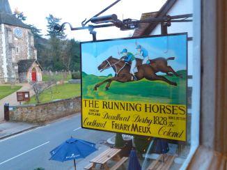 The Running Horses