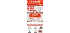 best copper infused pillows 2021