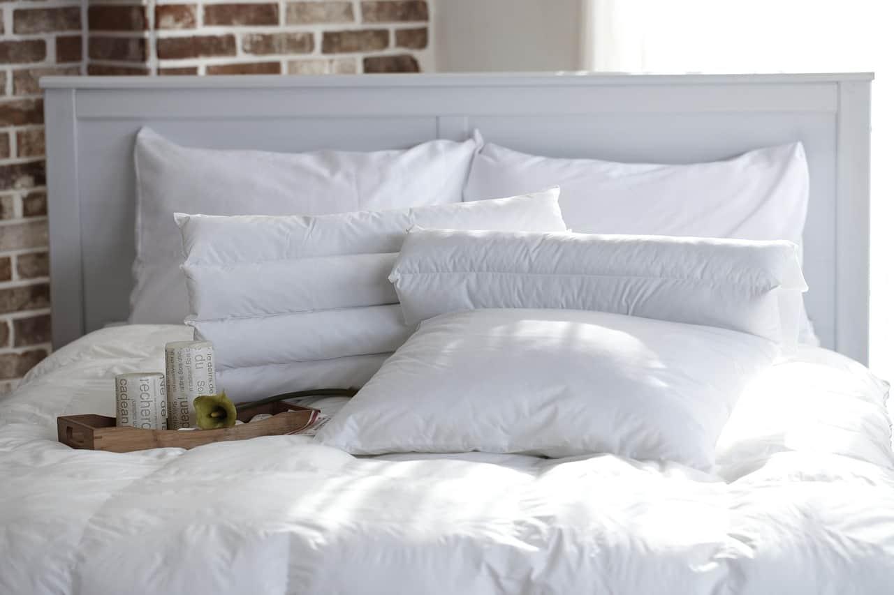 how to fluff a pillow no tennis balls