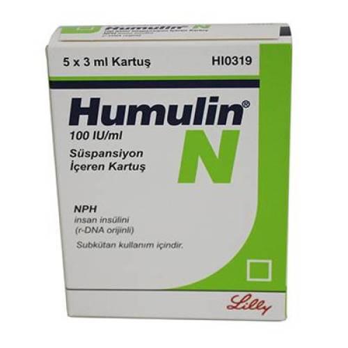 Order Humulin N ME