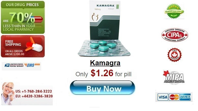 Buy Kamagra online without prescription