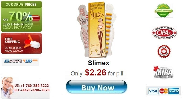 Buy Slimex online without prescription