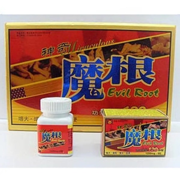 Miraculous Evil Root Sex Capsule