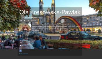 Ola Kresowska-Pawlak PRZEWODNIK PO WARSZAWIE