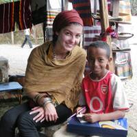 Z pilockich podróży - Etiopia: właściwe życzenie we właściwym czasie / Ewa Chojnowska
