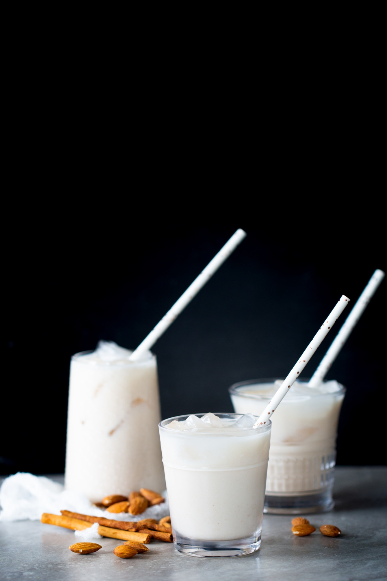 VEGAN AND HEALTHY MEXICAN​ HORCHATA